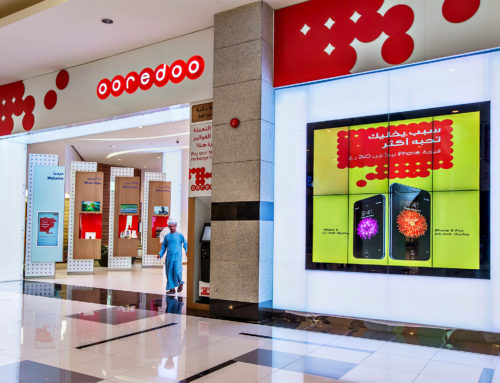 Ooredoo Photographic Shoot Completed