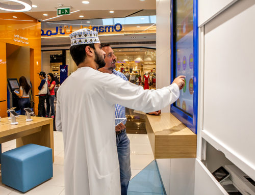 Omantel Opens New Store in Muscat City Centre Press Release